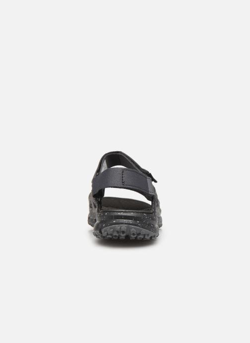 Sandales et nu-pieds Merrell Hydrotrekker Strap Gris vue droite