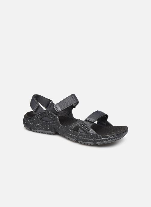 Sandales et nu-pieds Merrell Hydrotrekker Strap Gris vue détail/paire