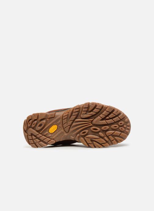 Chaussures de sport Merrell Moab 2 Earth Day Marron vue haut