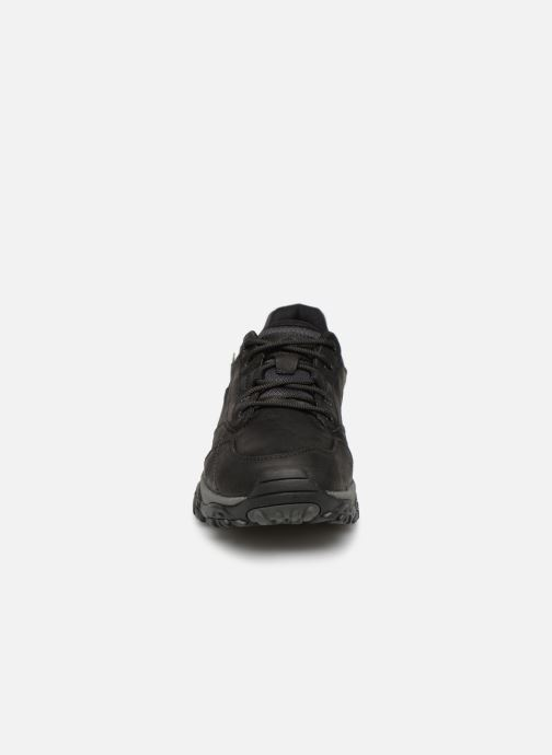 Sport shoes Merrell Moab Adventure Lace Wp Black model view