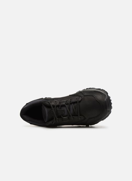 Sport shoes Merrell Moab Adventure Lace Wp Black view from the left
