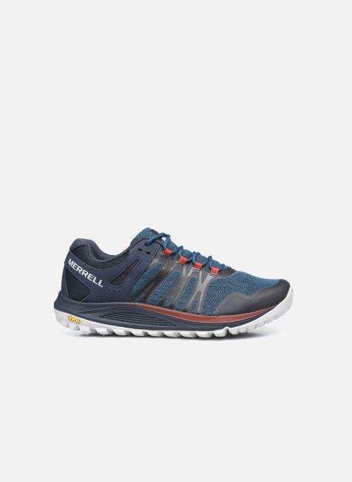 Chaussures de sport Merrell Nova Bleu vue derrière