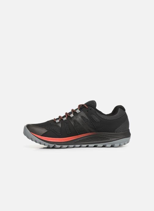 Zapatillas de deporte Merrell Nova Gtx Negro vista de frente
