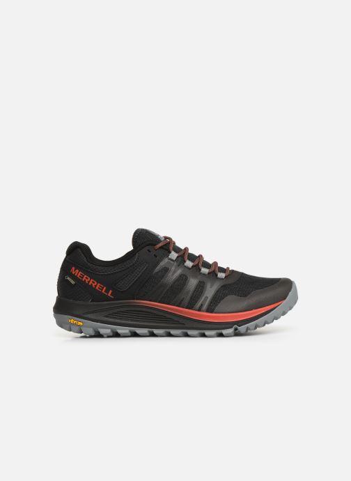 Chaussures de sport Merrell Nova Gtx Noir vue derrière