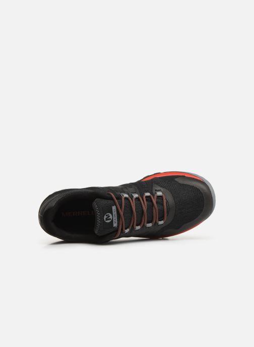 Zapatillas de deporte Merrell Nova Gtx Negro vista lateral izquierda