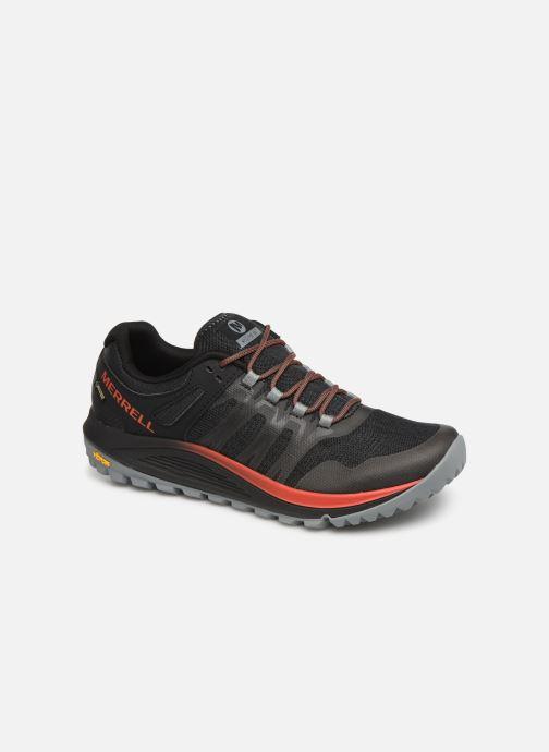 Chaussures de sport Merrell Nova Gtx Noir vue détail/paire