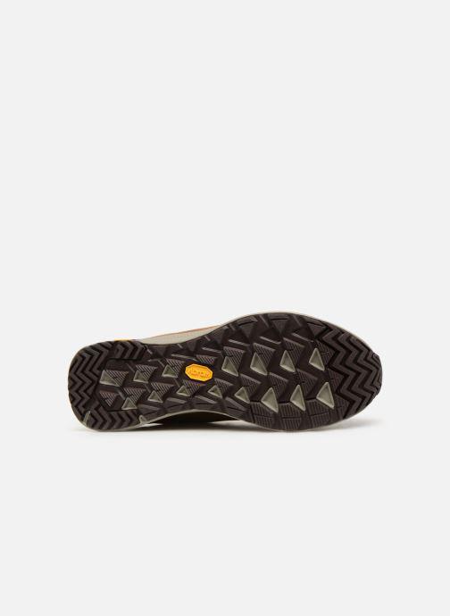 Chaussures de sport Merrell Ontario Mid Wp Marron vue haut