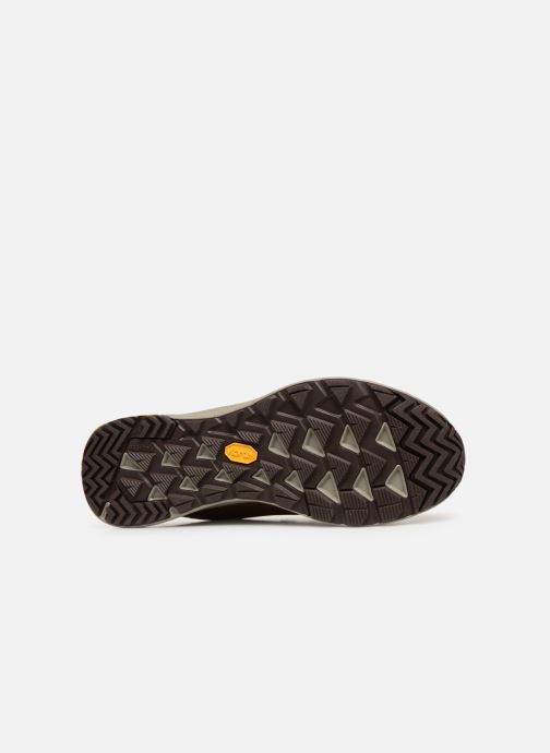 Sport shoes Merrell Ontario Wp Brown view from above