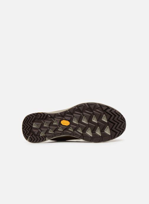 Chaussures de sport Merrell Ontario Wp Marron vue haut