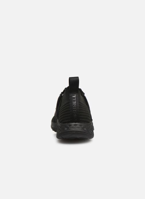Sportschoenen Merrell Range Ac+ Zwart rechts
