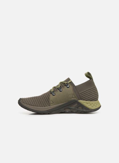 Chaussures de sport Merrell Range Ac+ Vert vue face
