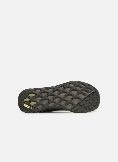 Chaussures de sport Merrell Range Ac+ Vert vue haut