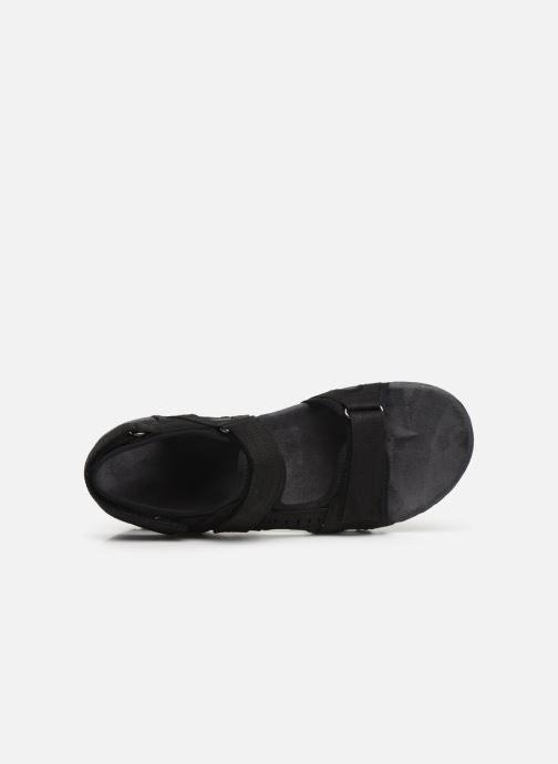 Sandales et nu-pieds Merrell Sandspur Lee Backstrap Noir vue gauche