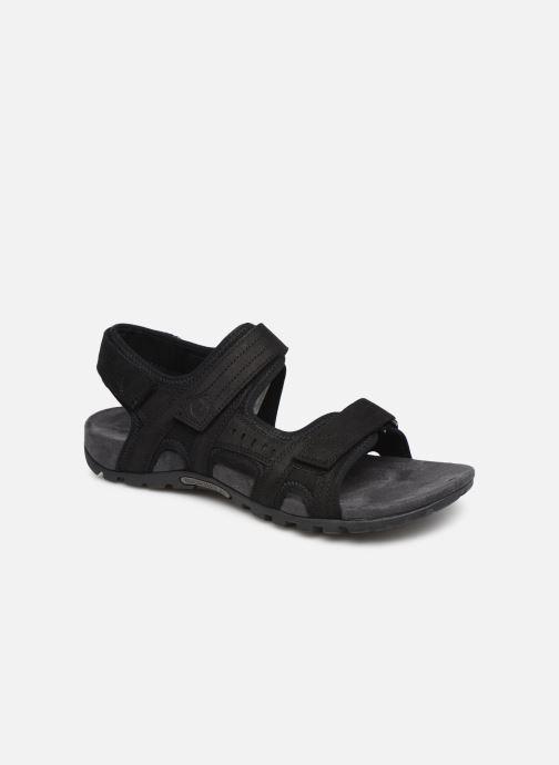 Sandales et nu-pieds Merrell Sandspur Lee Backstrap Noir vue détail/paire