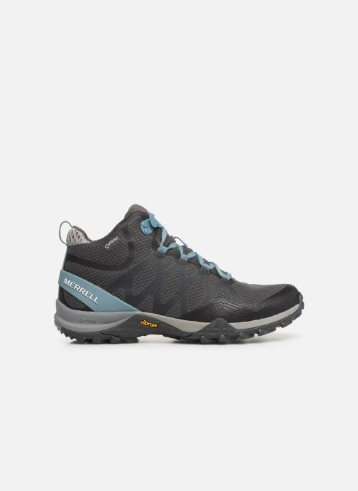 Sport shoes Merrell Siren 3 Mid Gtx Grey back view