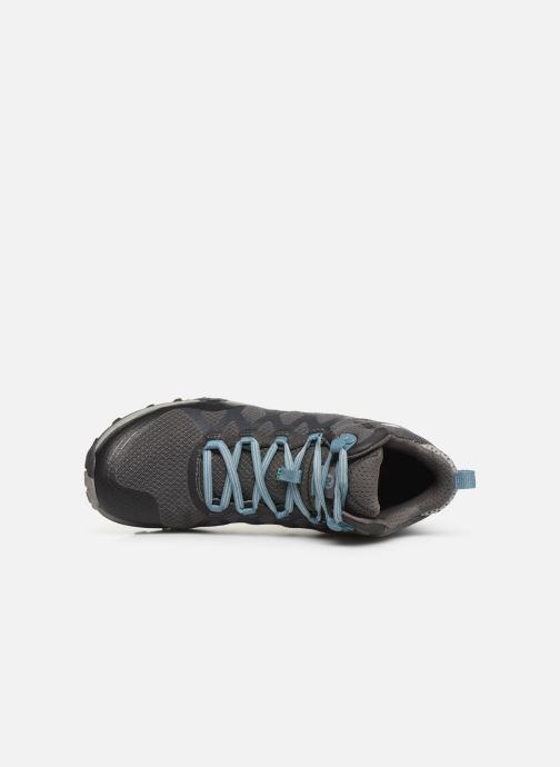 Chaussures de sport Merrell Siren 3 Mid Gtx Gris vue gauche