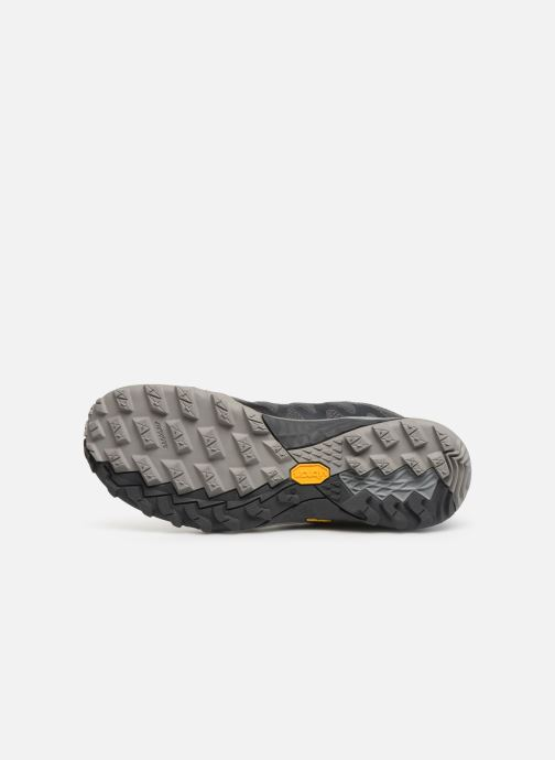 Sport shoes Merrell Siren 3 Mid Gtx Grey view from above