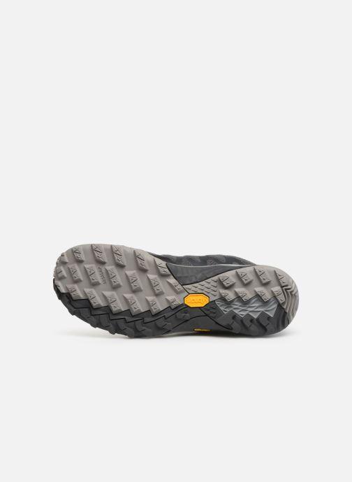 Chaussures de sport Merrell Siren 3 Mid Gtx Gris vue haut