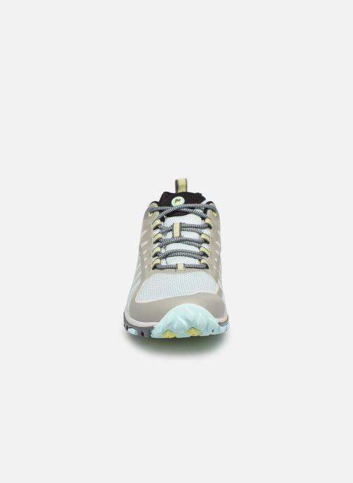Chaussures de sport Merrell Siren Edge Q2 Multicolore vue portées chaussures