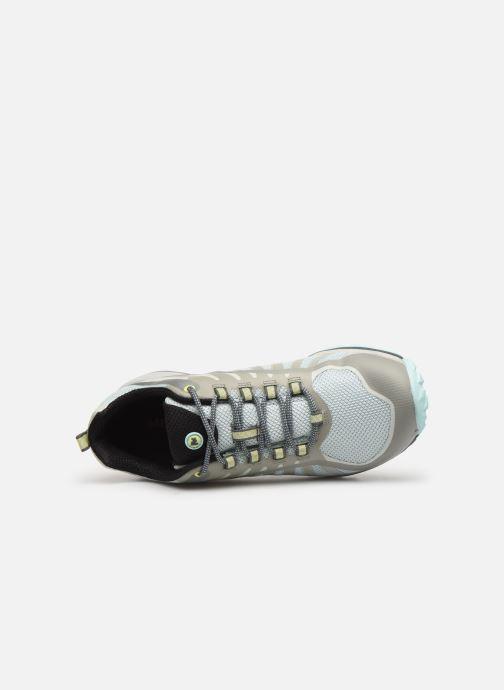 Zapatillas de deporte Merrell Siren Edge Q2 Multicolor vista lateral izquierda
