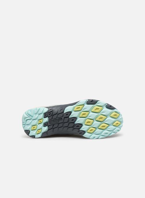 Zapatillas de deporte Merrell Siren Edge Q2 Multicolor vista de arriba