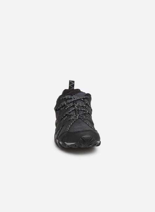 Chaussures de sport Merrell Waterpro Maipo 2 Noir vue portées chaussures