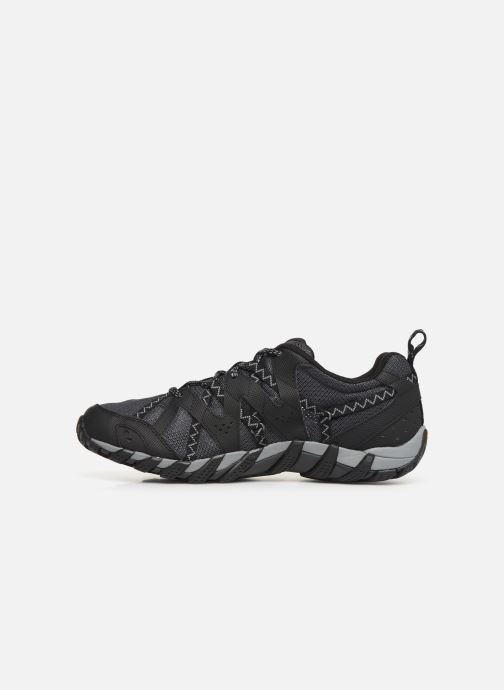 Sport shoes Merrell Waterpro Maipo 2 Black front view