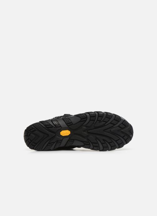 Sport shoes Merrell Waterpro Maipo 2 Black view from above