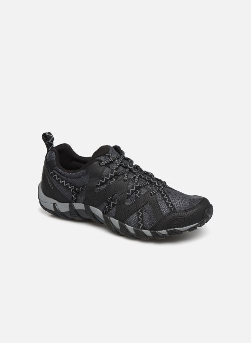 Sport shoes Merrell Waterpro Maipo 2 Black detailed view/ Pair view