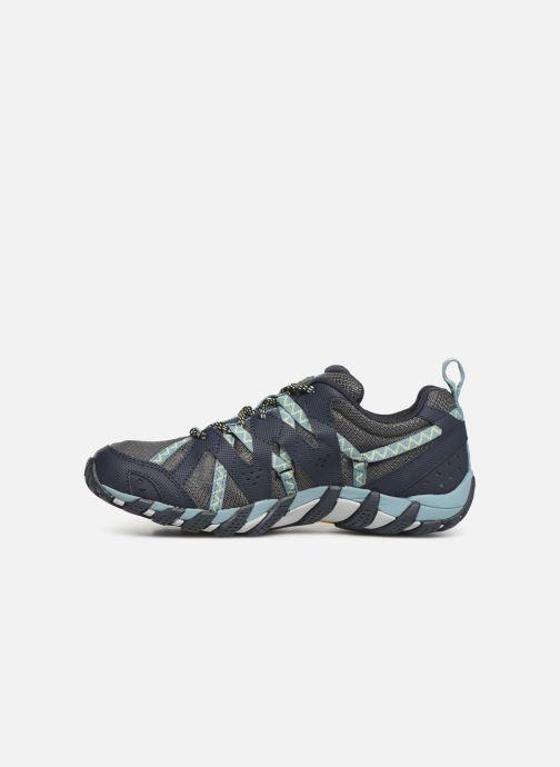 Chaussures de sport Merrell Waterpro Maipo 2 Bleu vue face