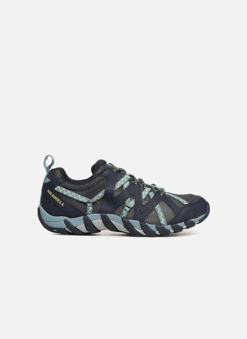 Chaussures de sport Merrell Waterpro Maipo 2 Bleu vue derrière