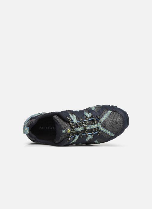 Sportschoenen Merrell Waterpro Maipo 2 Blauw links