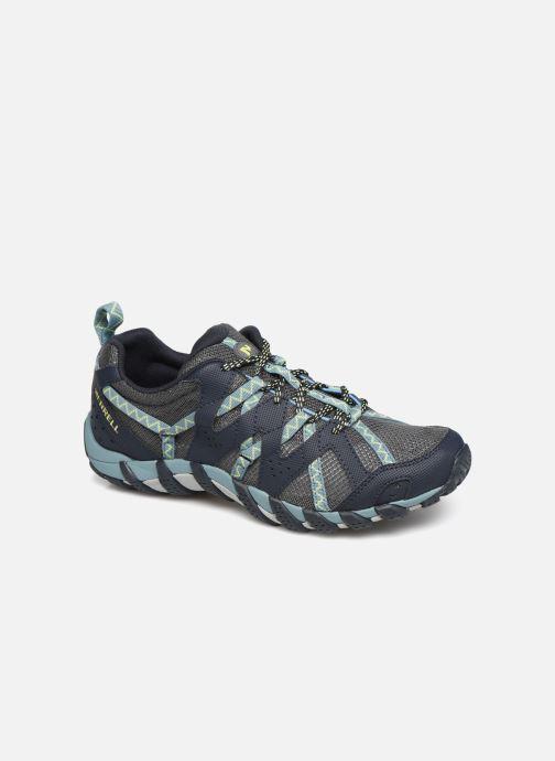 Chaussures de sport Merrell Waterpro Maipo 2 Bleu vue détail/paire