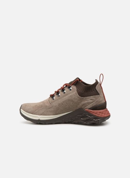 Chaussures de sport Merrell Jungle Mid Xx Wp Ac+ Beige vue face