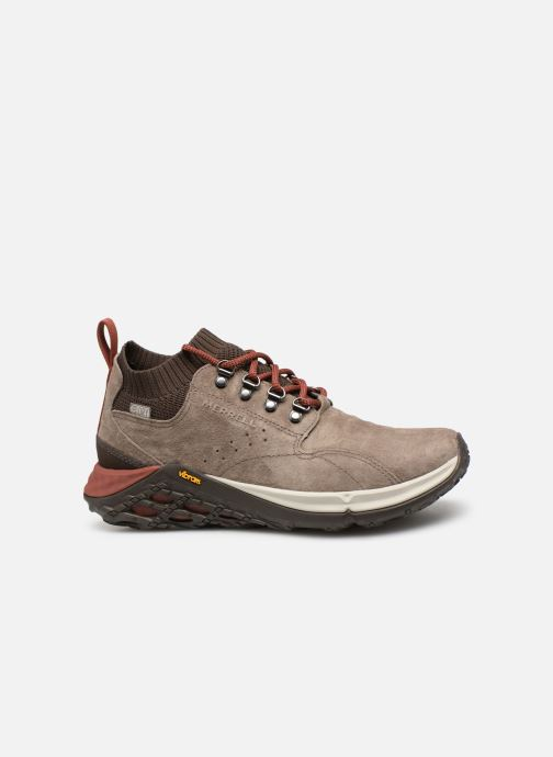 Sport shoes Merrell Jungle Mid Xx Wp Ac+ Beige back view