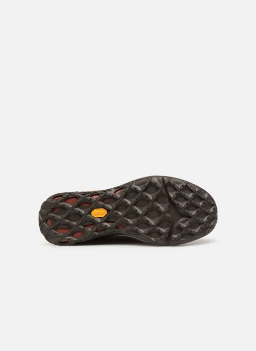 Sport shoes Merrell Jungle Mid Xx Wp Ac+ Beige view from above