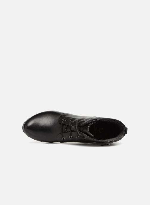 Bottines et boots Be Natural 25106 Noir vue gauche