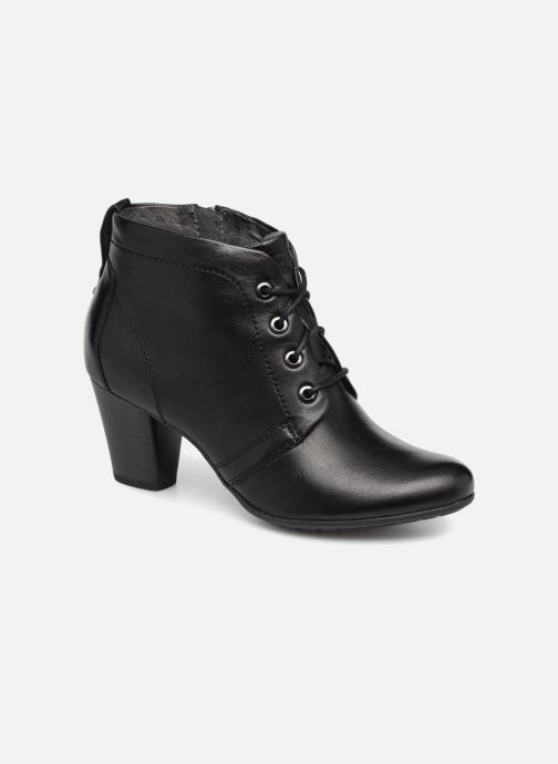 Bottines et boots Be Natural 25106 Noir vue détail/paire