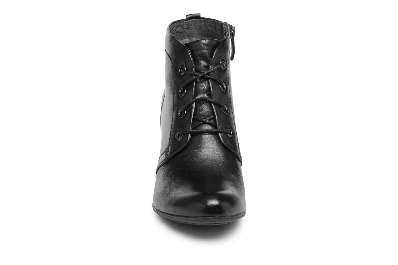 Bottines et boots Be Natural 25106 Noir vue portées chaussures