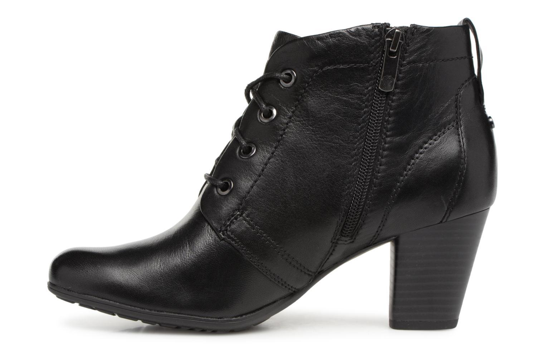 Bottines et boots Be Natural 25106 Noir vue face