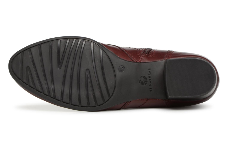 Bottines et boots Be Natural 25107 Bordeaux vue haut
