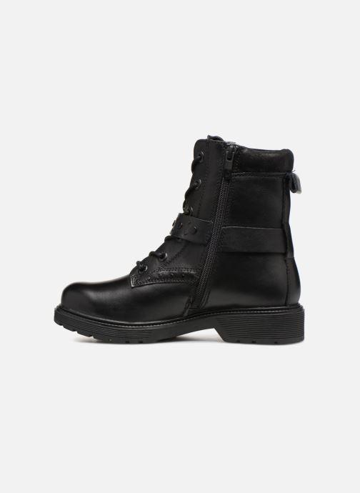 Bottines et boots Be Natural 25215 Noir vue face