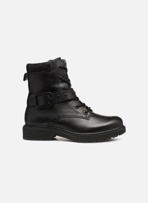 Bottines et boots Be Natural 25215 Noir vue derrière