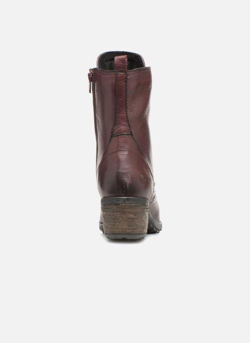 Bottines et boots Be Natural 25228 Bordeaux vue droite