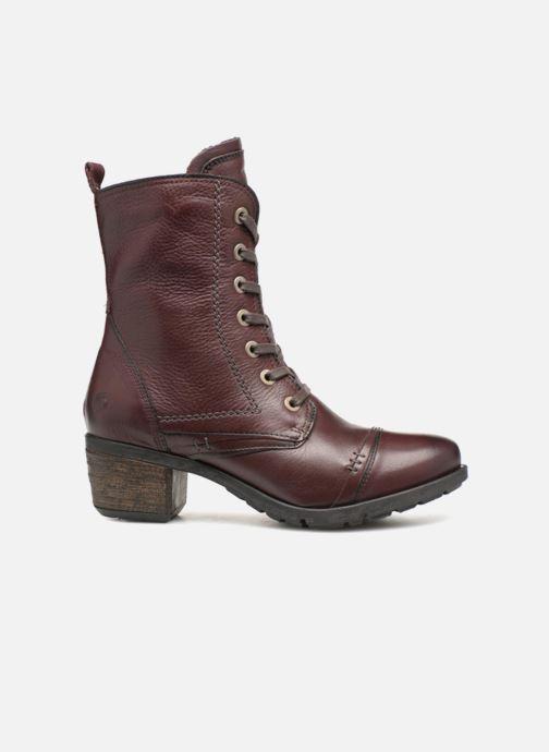Bottines et boots Be Natural 25228 Bordeaux vue derrière