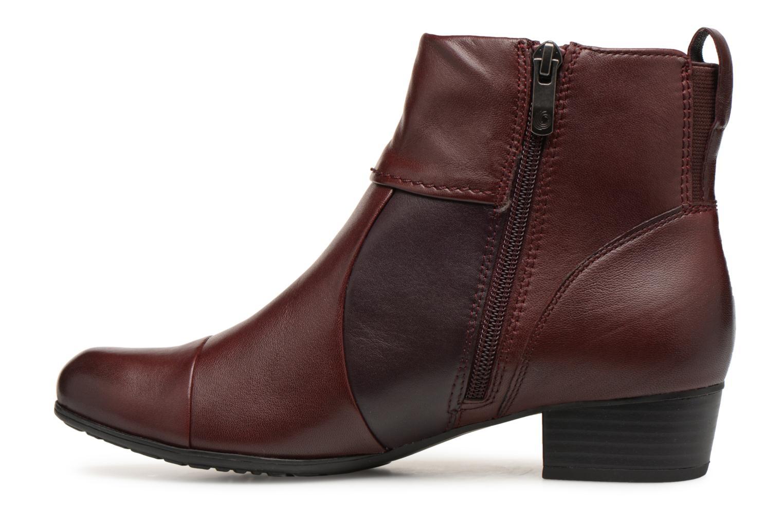 Bottines et boots Be Natural 25315 Bordeaux vue face