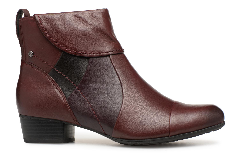 Bottines et boots Be Natural 25315 Bordeaux vue derrière