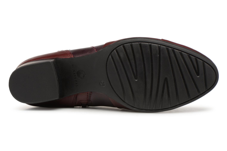 Bottines et boots Be Natural 25315 Bordeaux vue haut