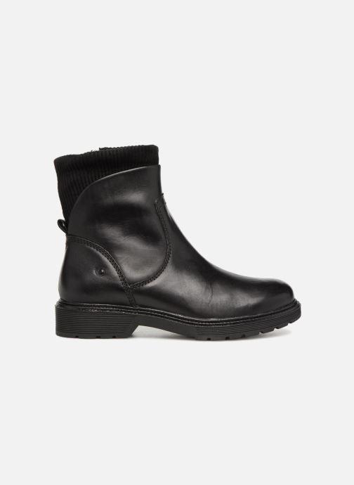 Boots en enkellaarsjes Be Natural 25406 Zwart achterkant