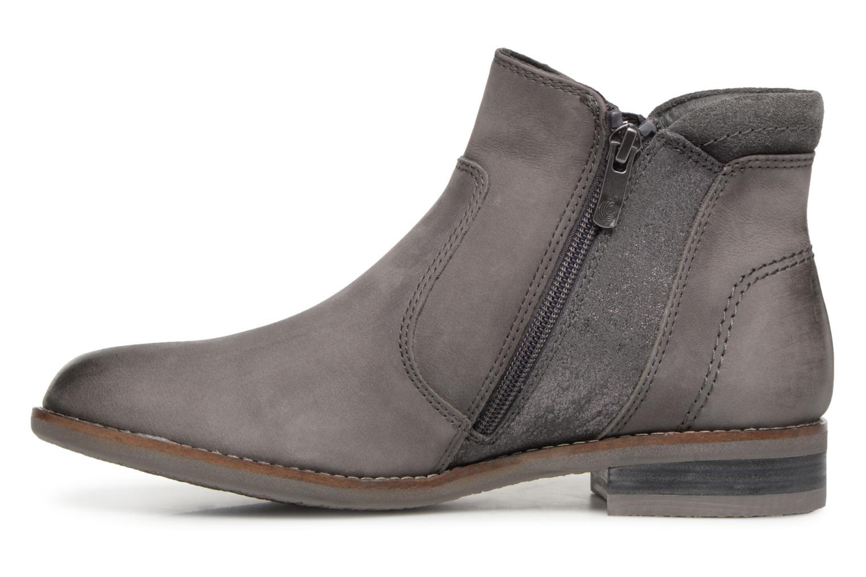 Bottines et boots Be Natural 25409 Gris vue face